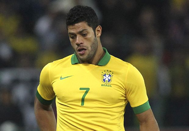 Hulk: Scolari gives Brazil attackers total freedom - Goal.com