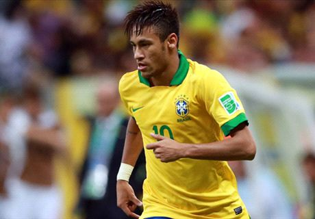 Neymar Brazil's match-winner again