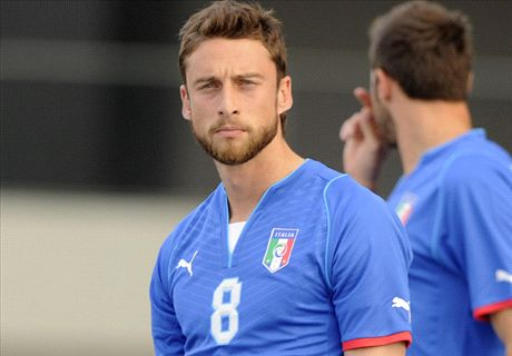 Why Marchisio cannot be Italy's first choice
