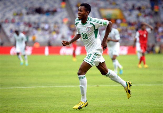 Super Eagles midfielder Nnamdi Oduamadi rues missed chance against Ethiopia