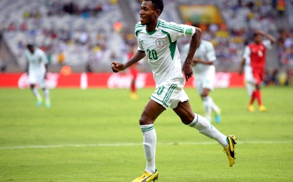 Nigeria Player of the Week: Oduamadi