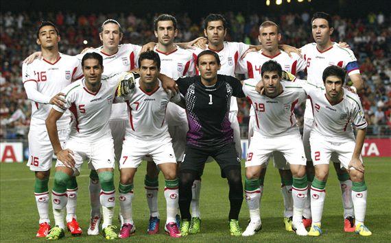 عکس یازده نفره اول بازی؛ چند نفر تا برزیل دوام میآورند؟