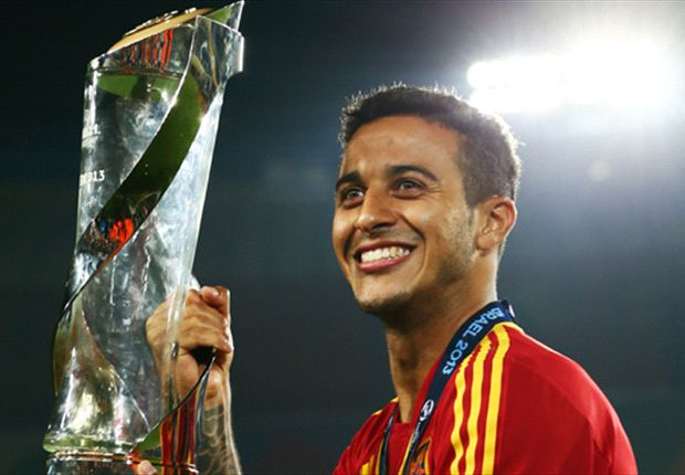 Thiago to tell Barcelona that he wants to join Manchester United