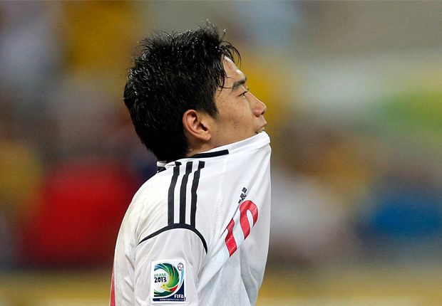 Kagawa demands all-out attack against Mexico