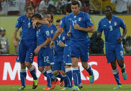 Barzagli shocked by strong Japan