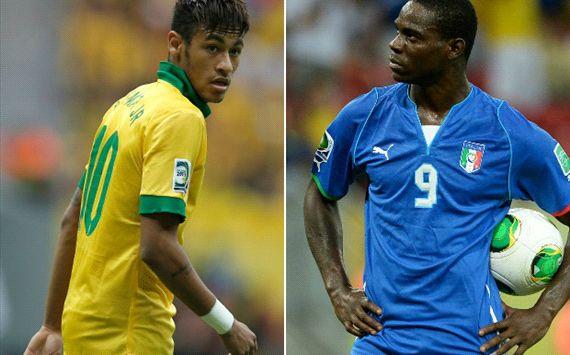 6a9db6da9a Brasil e Itália voltam a se enfrentar em uma partida que define o líder do  Grupo A da Copa das Confederações