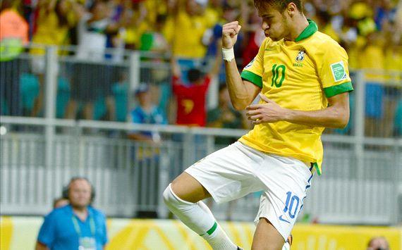 Confederations Cup | Brazil v Uruguay June 26, 2013