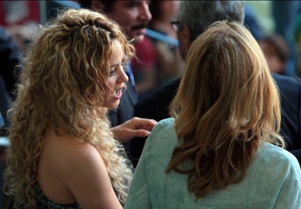 رسانه های اسپانیایی: ایرانی ها شکیرا را نپسندیدند