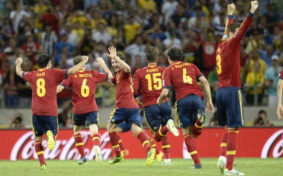 اسپانیا صف- ایتالیا صفر؛بدترین نمایش بوفون و کاسیاس را بونوچی تمام کرد!