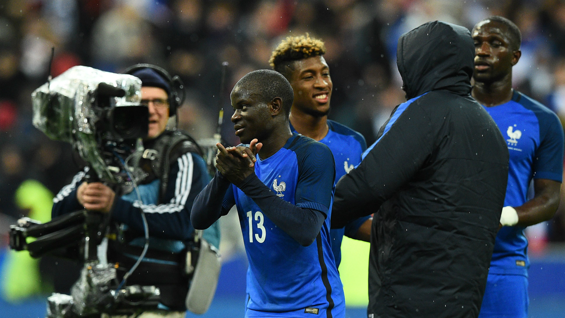 France falls in love with N Golo Kante after just 10 days