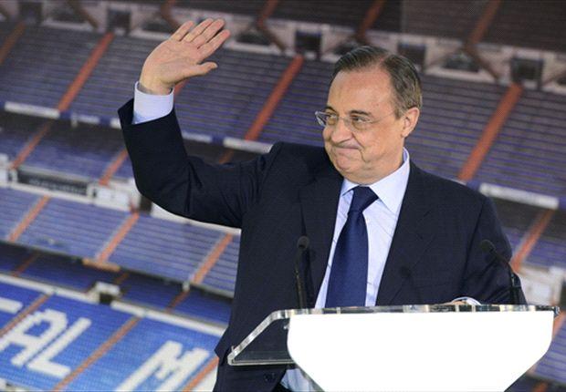 فلورنتینو پرس: رونالدو می خواهد  در رئال بازنشسته شود