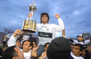 Richart Báez fue el goleador del equipo con cinco tantos