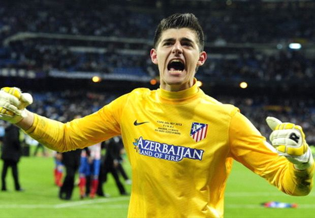 Atletico know how to beat Real Madrid, says Courtois