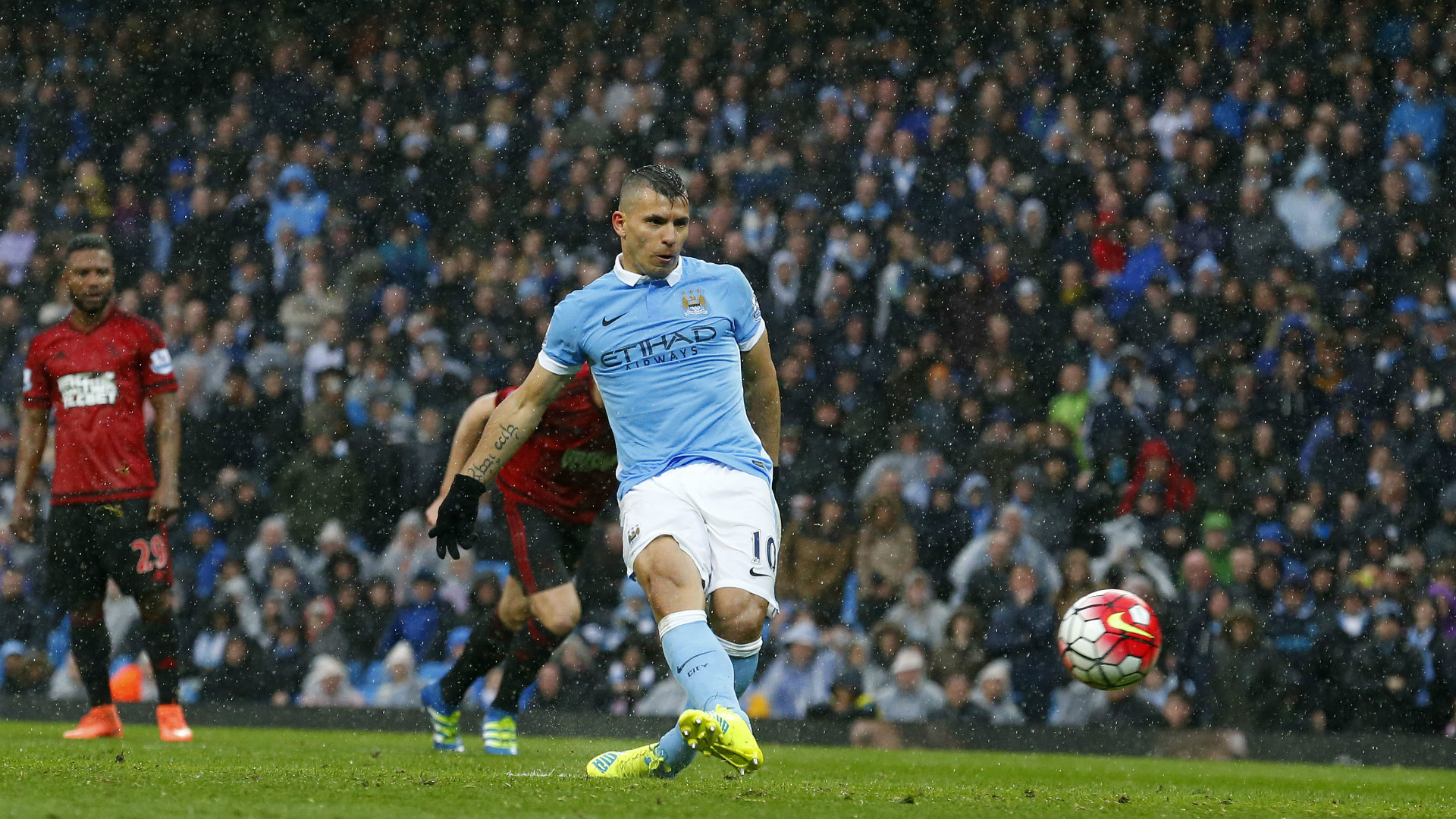 Man City Target Win Vs West Brom, Pellegrini Still Chasing Top-4