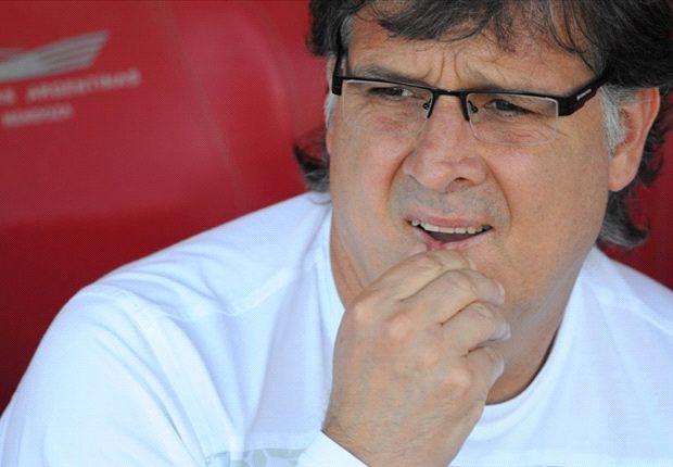 گزارش زنده: اولین کنفرانس خبری جراردو مارتینو به عنوان سرمربی بارسا