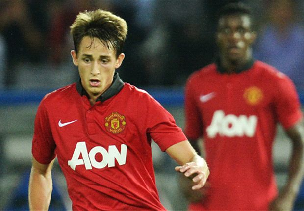 The Boys A Bit Special: Adnan Januzajs (Man United) Individual Highlights v Sevilla