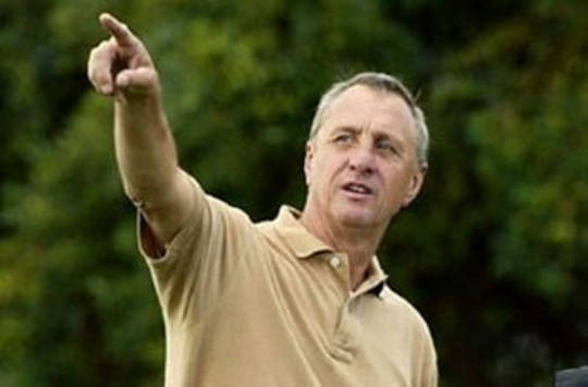 Johan Cruyff Defends Barcelona And Hits Out At Real Madrid