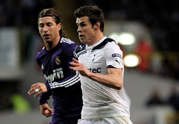 Ramos endorses Real Madrid's Bale pursuit