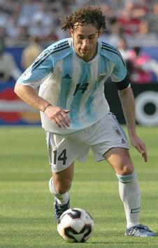 Gabriel Milito - Argentina (Mexsport)