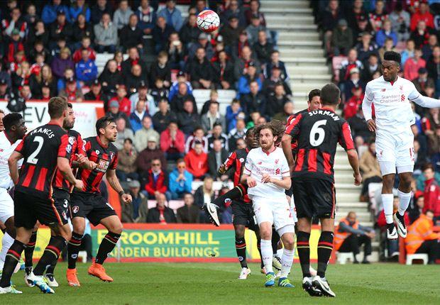 Bournemouth V Liverpool: 2 Liverpool Match Report