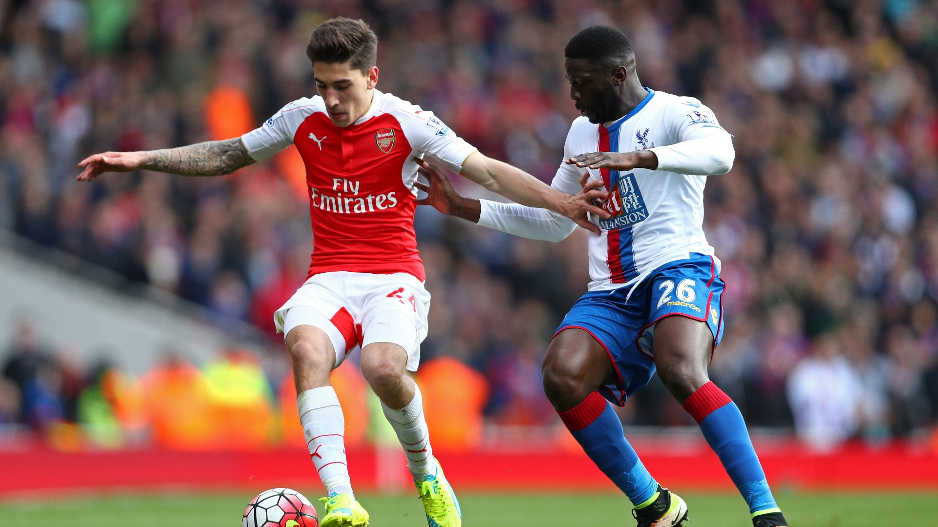 Video: Arsenal vs Crystal Palace