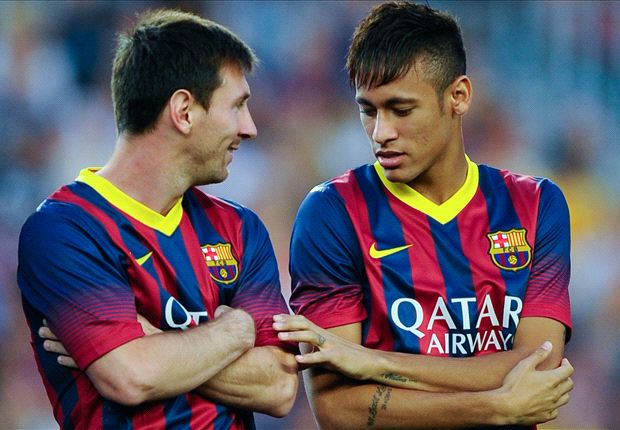 Neymar easier to defend than Messi, says Cruyff