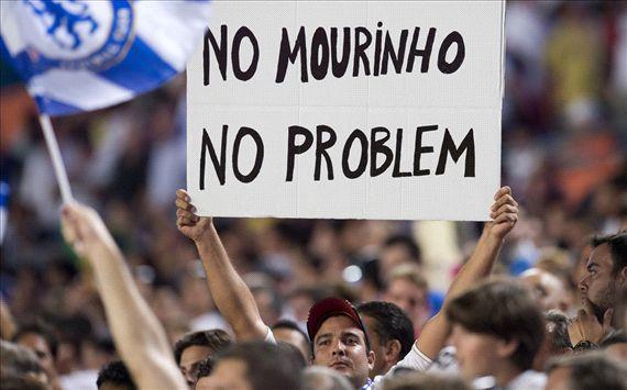 Mourinho - Chelsea v Real Madrid