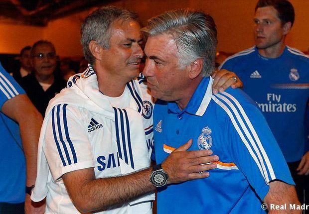 Rosell mengakui Mourinho sebagai peninggi tensi Madrid-Barca