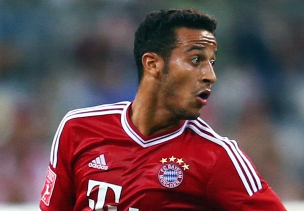 Thiago hands Bayern fitness boost