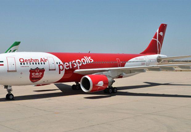 نجف، اولین مقصد هواپیمای پرسپولیس/ این دیگر واقعی است