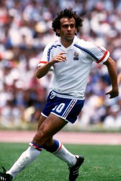 Euro 1984 Legends: Michel Platini, France
