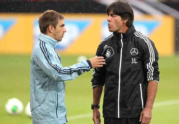 Lahm - Low Alemania