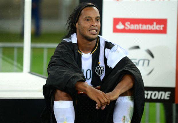 Ronaldinho: I want to retire at PSG