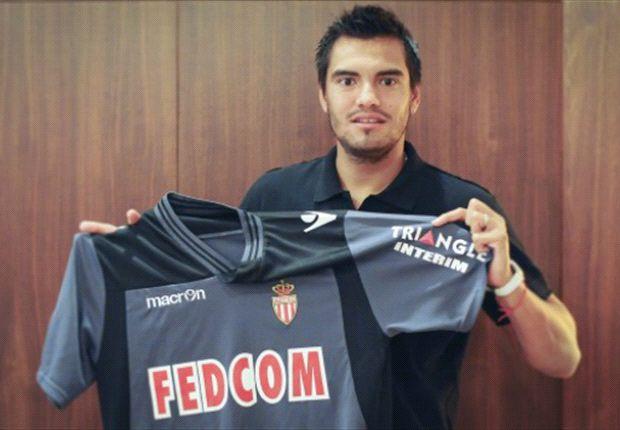 Romero bakal membela AS Monaco.