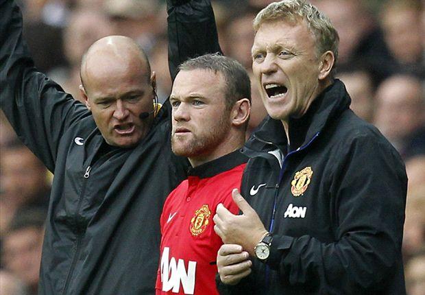 Rooney sukses memberikan kesan positif.