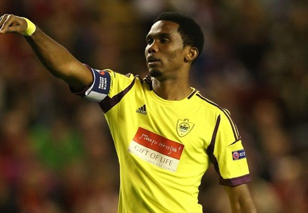 Chelsea sign Eto'o from Anzhi
