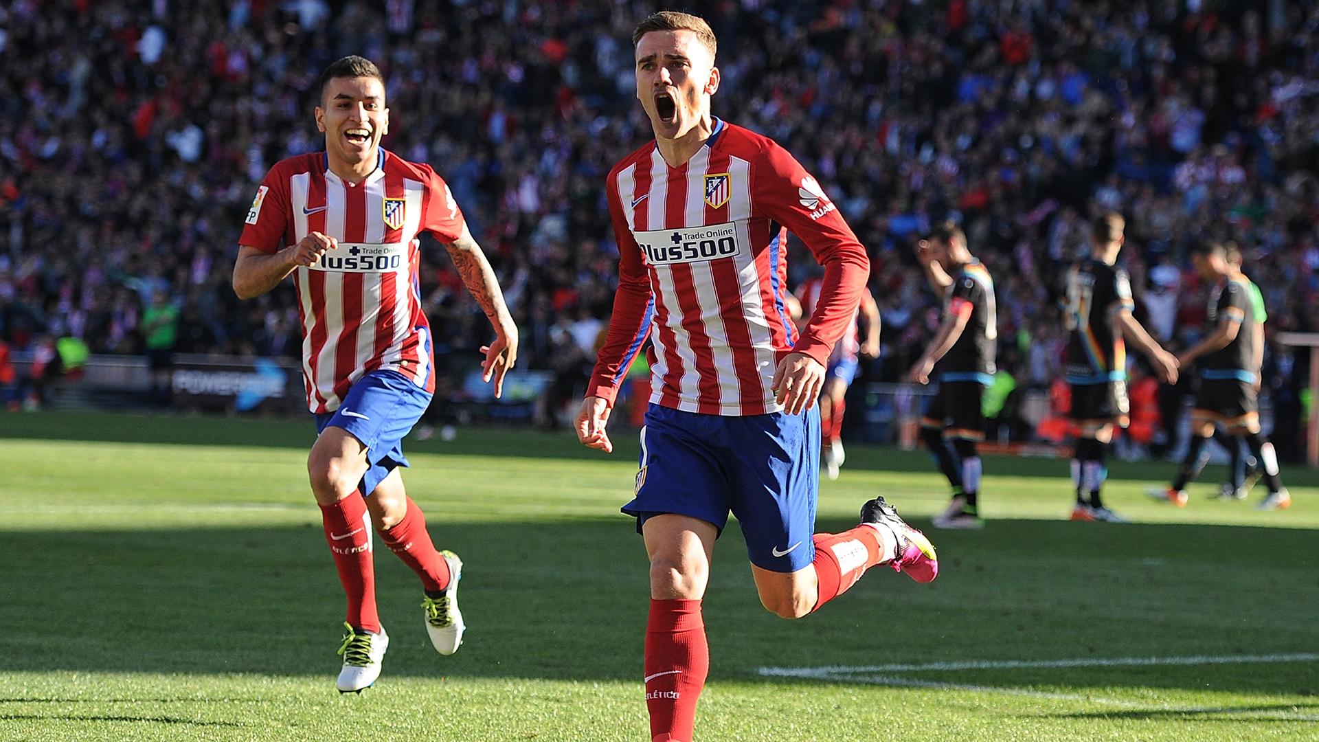 ไฮไลท์  Atletico Madrid 1 - 0 Rayo Vallecano