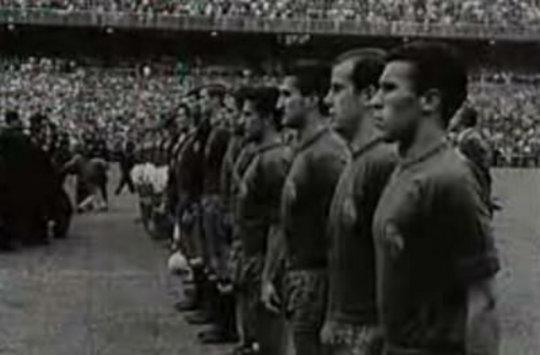 Spain - EURO 1964