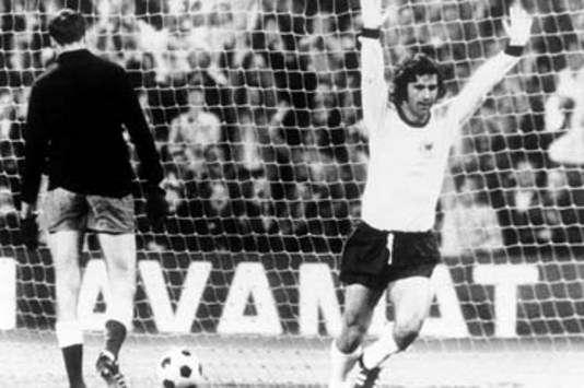 Euro 1972: Germany, Gerd Müller