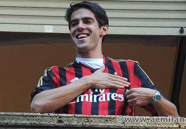 Gaet Kaka, AC Milan Dipuji Massimo Moratti