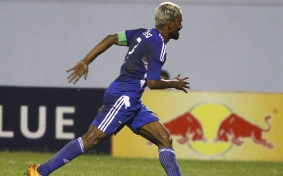 Ali Ashfaq, Bhutan vs Maldives : SAFF Cup