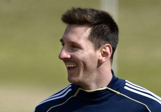 مسی: مدتها بود که آرژانتین در شرایط به این خوبی نبود