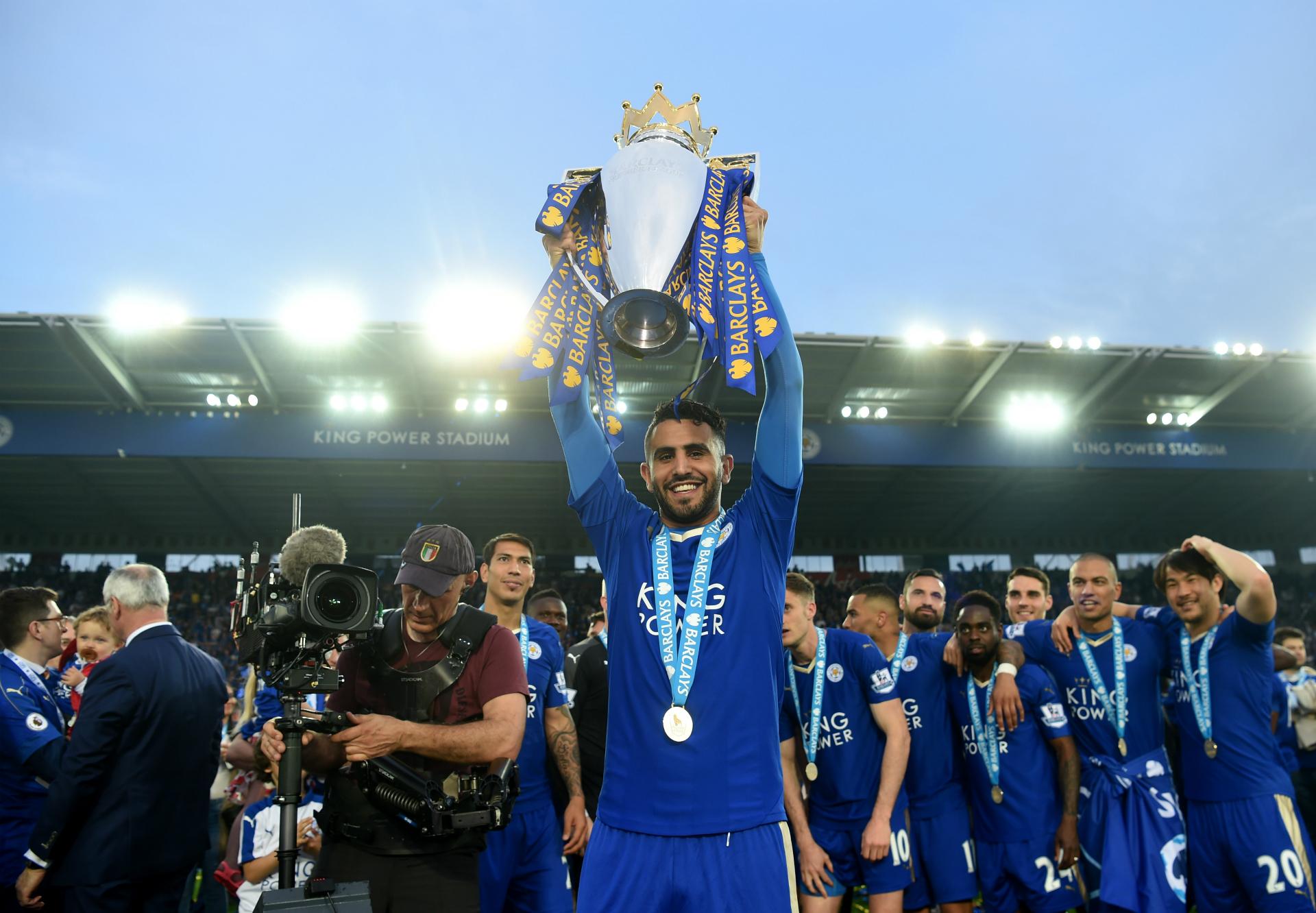 Mahrez agrees £42m Arsenal move