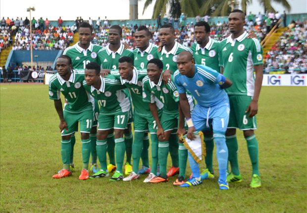 Super Eagles to depart for Ethiopia on October 11
