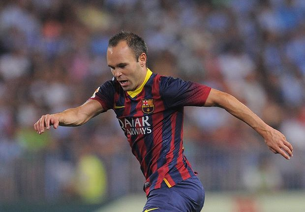 Iniesta: I am not at war with Barcelona