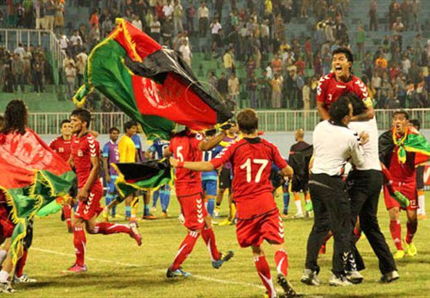 Afghanistan, Grand vainqueur de Coupe d'Asie du Sud de foot 316036_heroa