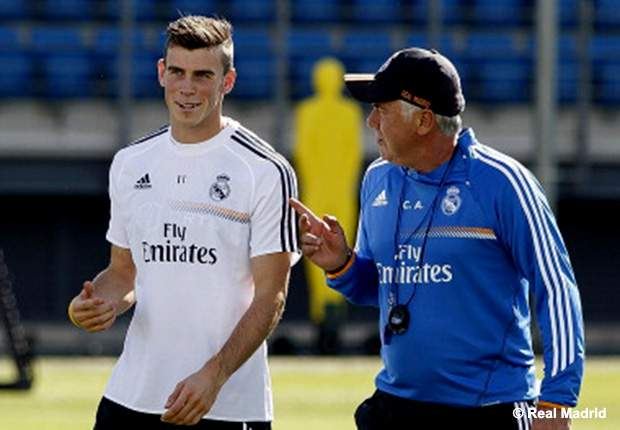 Bale set for Real Madrid debut against Villarreal, confirms Ancelotti