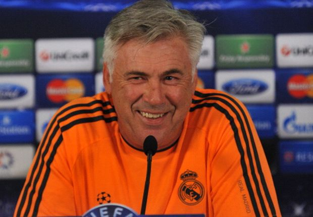 Ancelotti: Benzema remains Madrid's No.9