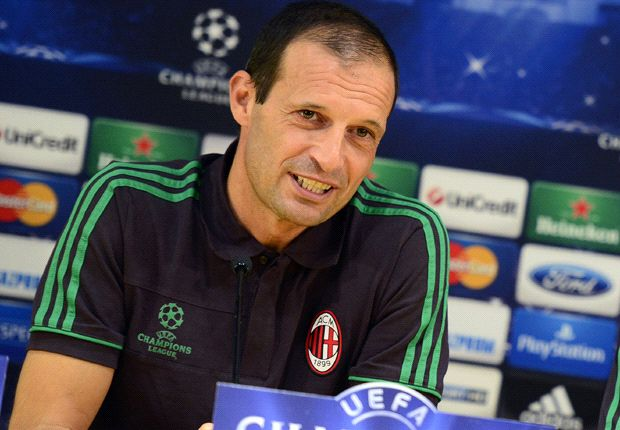 AC Milan paying for each mistake, says Allegri