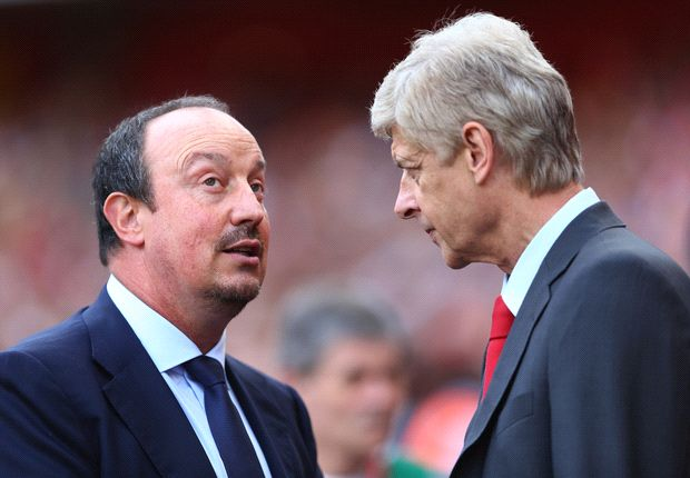 Chelsea gave 'top-class' Benitez a rough ride, says Wenger